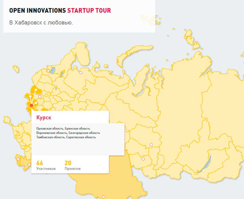 На далеком Востоке отобрали инновационные проекты для Фонда «Сколково»