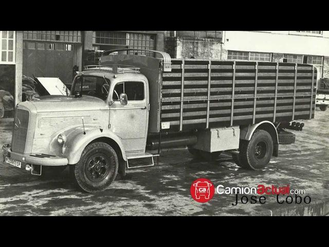 Restauración MB 315/52 de David Garrido (Primera parte)