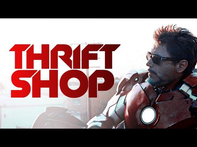 Tony Stark   Thrift Shop