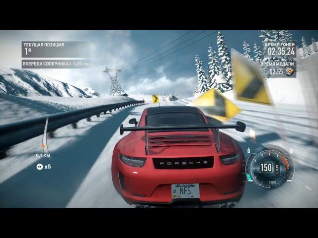 Need for Speed™ The Run Limited Edition - Платина на Porsche 911 Carrera S