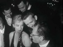 Marilyn Monroe Rare Footage And interview Paris Ball 1957