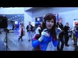D.Va Overwatch by Anastasia Komori - Coub - GIFs with sound