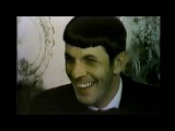 Leonard Nimoy - 1966 &amp 1967 short interviews
