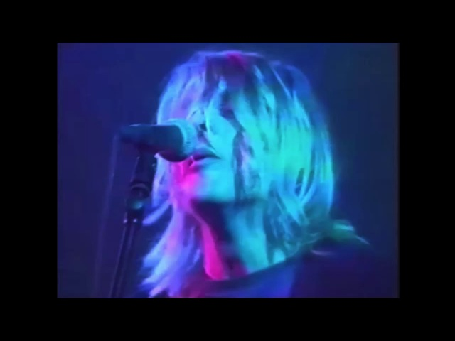 Nirvana Live At Paradiso (Amsterdam) 11/25/1991 REMASTERED 720p 60fps