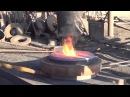 Экстремальная ковка, старинный кузнечный молот в Китае