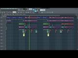 Макс Корж - Малый Повзрослел Instrumental Remake FL Studio 12 + FLP download look description
