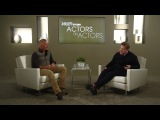 James Corden &amp Kevin Costner at the Variety Studio Actors on Actors presented by Samsung Galaxy