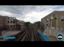 CTA Ride the Rails: Blue Line to Forest Park in Real Time (2015)