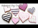 How To Decorate Valentine's Day Cookies
