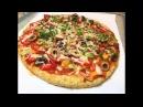 ПИЦЦА на Курином Тесте без муки. ВКУСНЕЙШИЙ УЖИН для всей семьи. Конкурс. Pizza Without Dough