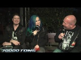 70000TONS.TV: #SurvivorsAsk with ARCH ENEMY, 70000TONS OF METAL 2018 Grand Turk preview, COC Blind
