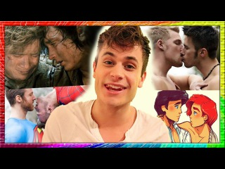 Top 10 Movie Couples who SHOULD have been GAY