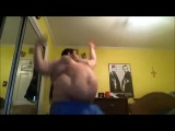 Peanut Butter Jelly Time Fat Guy Dance