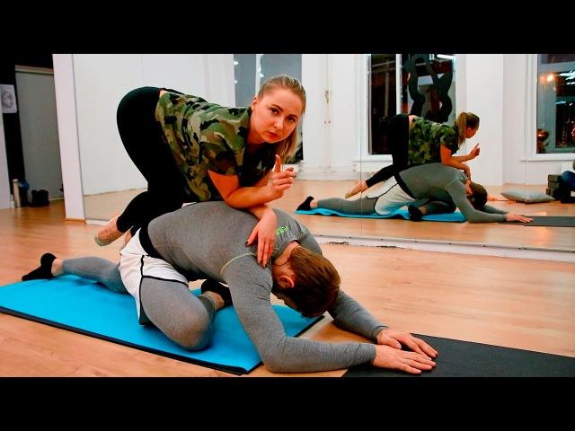 Комплекс упражнений для растяжки всего тела! Балерина ломает бойца MMA rjvgktrc eghf;ytybq lkz hfcnz;rb dctuj ntkf! ,fkthbyf kjv