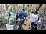 День за днем. Афганцы посетили могилы товарищей по оружию