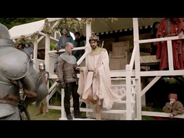 Пустая корона: 1 сезон, 1 серия - Ричард II