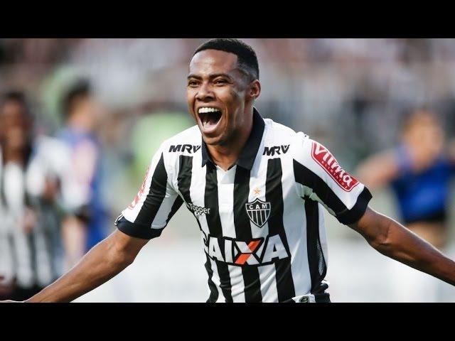 Gol de Elias - Flamengo 1 x 1 Atlético-MG - Brasileirão 2017