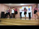 11А Самый смешной номер на день учителя 2015 МБОУ
