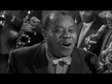 Paris Blues Call and Responce with Louis Armstrong, Paul Newman and Sidney Poitier