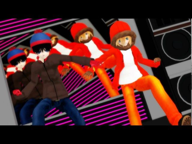 MMD South Park [When yo jam comes on] Vine