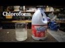 Making Chloroform
