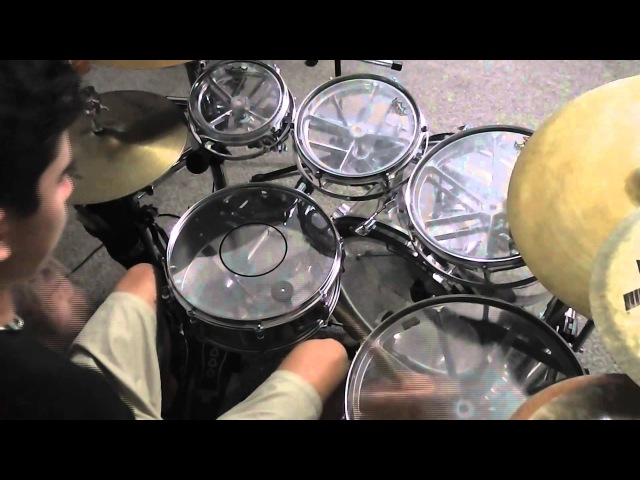 *ROTOTOM DRUMSET* DEMO!