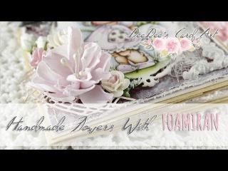 Handmade Flowers with FOAMIRAN