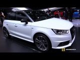 2017 Audi A1 - Exterior Walkaround - 2017 Geneva Motor Show