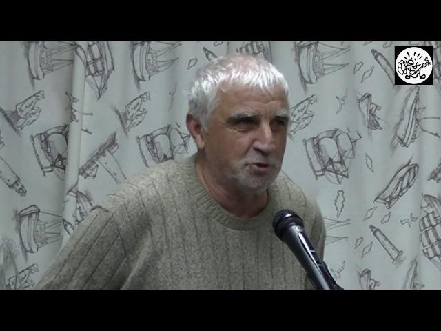Игорь Иртеньев. Концерт в Нижнем 09-10-2016. Часть 1.