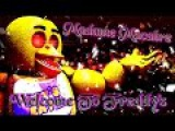SFM Silent Scream Madame Macabre - Welcome To Freddy's (FNAF1 song)