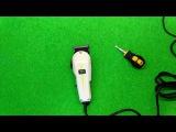 Настройка машинки с индукционным мотором
