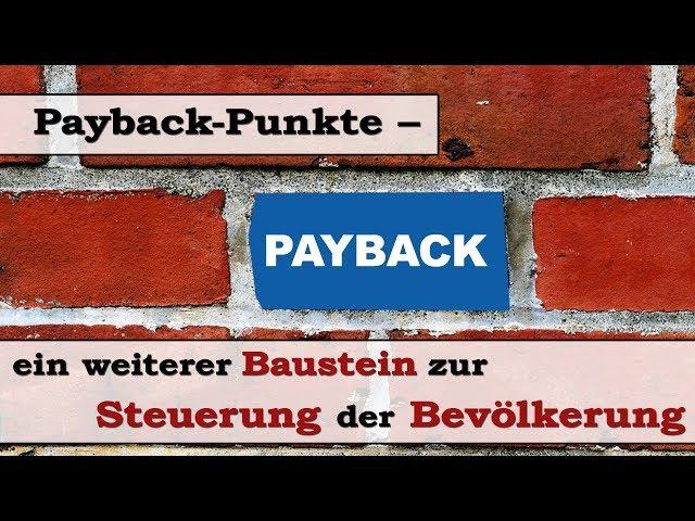 Payback-Punkte – ein weiterer Baustein zur Steuerung der Bevölkerung | 28.05.2017 | www.kla.tv10575