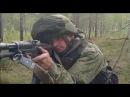 Действия российских разведчиков на местности в ходе учений ЗАПАД-2017