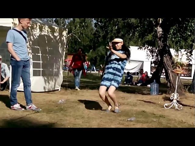 Сольный танец на Jazz Парк | Solo Dance at Open Air Jazz Park