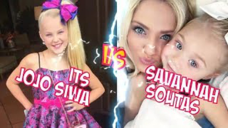 🔴Its JoJo Siwa VS Savannah Soutas l Battle Musers l