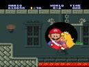 Super Mario Bros 1 (1985/1993) [SNES] Ending