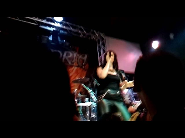 Nightfall, Blood on My Hands - Xandria Rio 2016 Opening