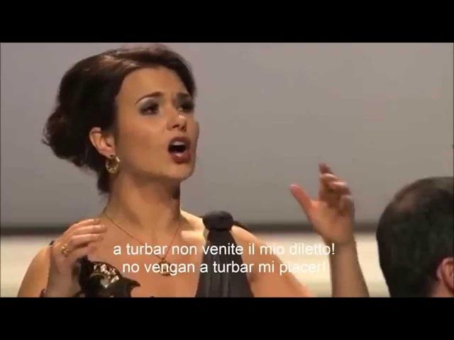 Olga Peretyatko Deh vieni non tardar de Le Nozze di Figaro de Mozart español e italiano