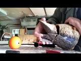 Как сделать чучело утки? Живая ПОПА с Алиэкспрес!