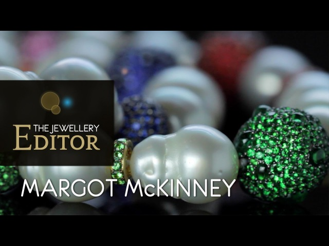Margot McKinney's bounty of baroque pearls