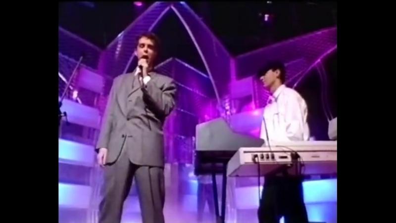 1987 Pet Shop Boys Its A Sin Top Of The Pops 1987