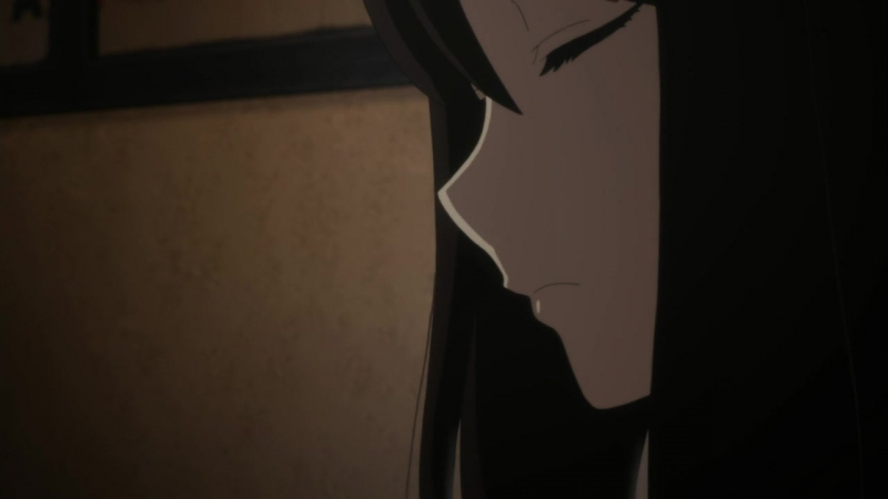 [AniDub] Sakurako-san no Ashimoto ni wa Shitai ga Umatteiru | Кости, зарытые под ногами Сакурако [03] [BalFor, Trina_D]