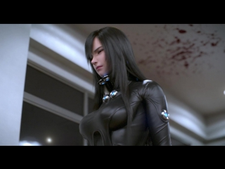 [AniDub] Gantz:O [Movie] | Ганц: Миссия Осака [Студийная банда AD]