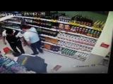 Нападение на магазин с ножом в Сочи