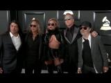 Леди Гага на красной ковровой дорожке Грэмми 2017 (12 февраля)