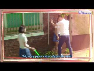 [mania] превью к 13 серии (школа 2017 / school 2017)