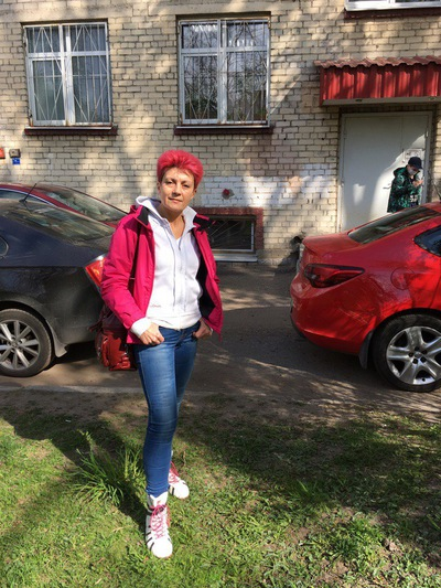 Любовь Чистякова