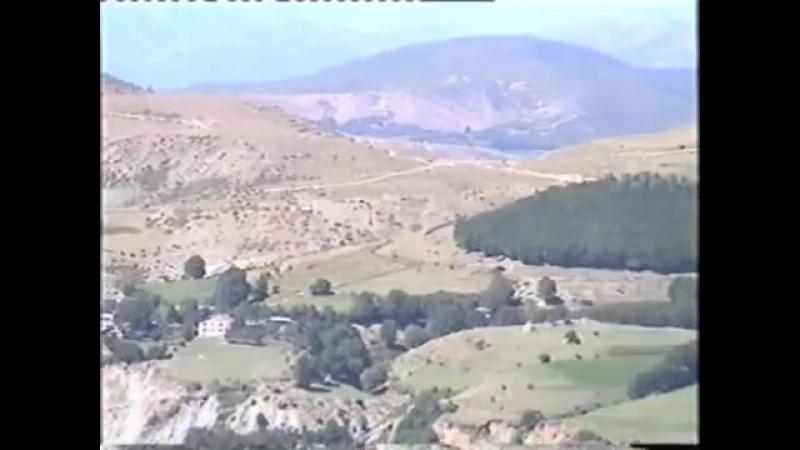 Kalaja e Dodes (fshati Ceren)