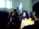 хор Сионского собора Тбилиси.
