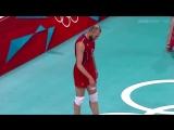 Сергей Гранкин на Олимпийских играх в Лондоне / Атака / 720p